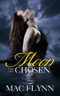 Book Cover: Moon Chosen #1