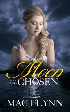 Book Cover: Moon Chosen #3