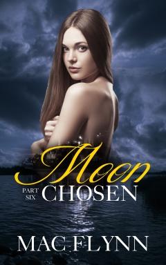 Book Cover: Moon Chosen #6