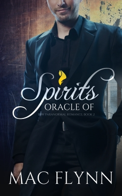 Book Cover: Oracle of Spirits #2