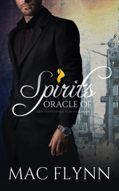 Book Cover: Oracle of Spirits #5