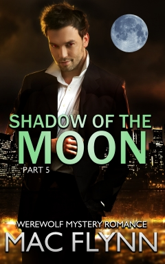 Book Cover: Shadow of the Moon #5