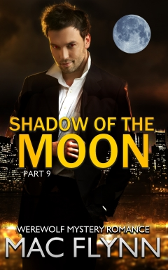 Book Cover: Shadow of the Moon #9