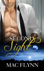 Book Cover: Second Sight