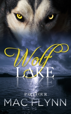 Book Cover: Wolf Lake #4