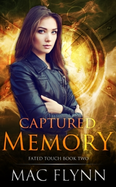 Book Cover: Captured Memory