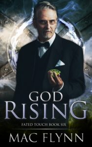 Book Cover: God Rising