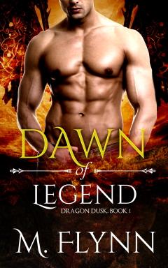 Book Cover: Dawn of Legend