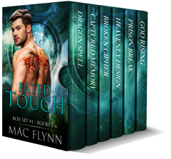 Book Cover: Fated Touch Box Set #1