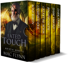Book Cover: Fated Touch Box Set #2