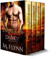 Book Cover: Dragon Dusk Box Set