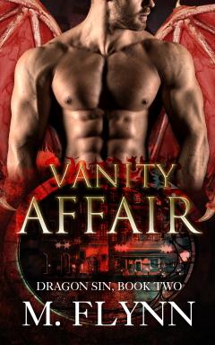 Book Cover: Vanity Affair