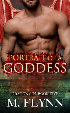 Book Cover: Portrait of A Goddess