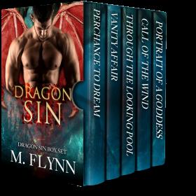 Book Cover: Dragon Sin Box Set